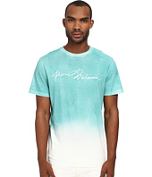 Pierre Balmain - Watercolor Ombre Logo Tee