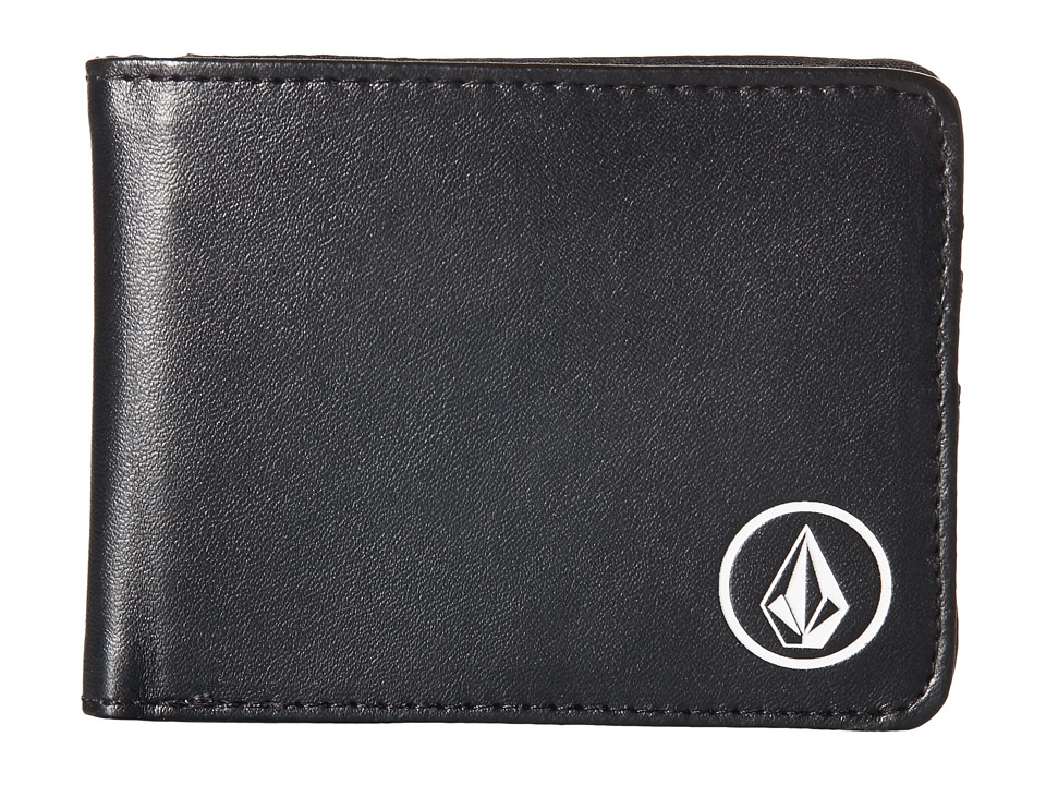 Volcom - Corps Wallet (Black 2) Bill-fold Wallet