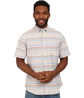 Woolrich - Seaport Oxford Yarn-Dye S/S Shirt