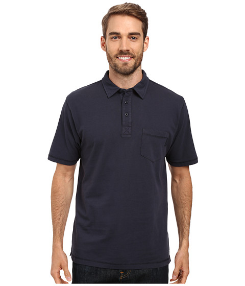 Woolrich First Forks One-Pocket Polo