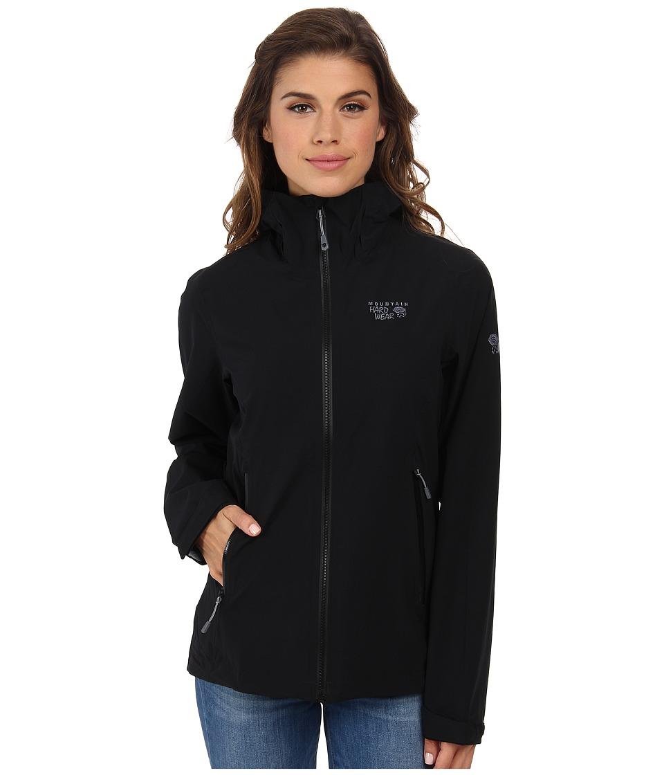 Mountain Hardwear Stretch Ozonictm Jacket (Black) Women's...