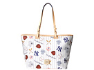 Dooney & Bourke MLB Leisure Shopper