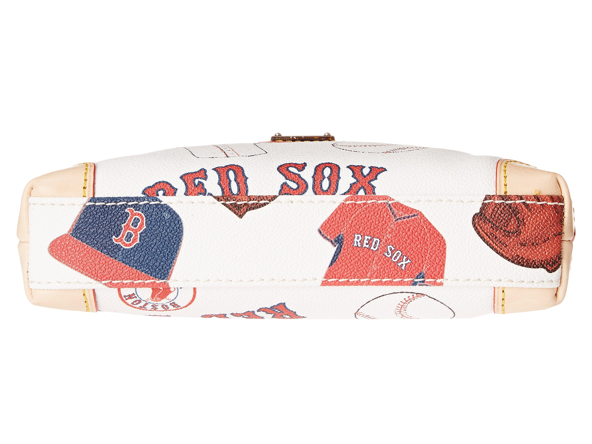 Dooney bourke mlb letter carrier red sox white zappos for Best shoes for letter carriers