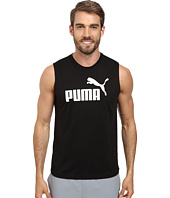 PUMA - Essential No. 1 Logo Sleeveless Tee
