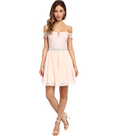 Gabriella Rocha - Lace Chiffon Jeweled Dress