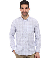Calvin Klein - L/S Yarn Dyed Exploded Ombre Plaid Woven Shirt