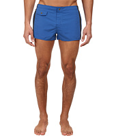 Emporio Armani - Tape Logo Short Swim Bottoms
