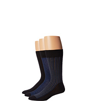 Cole Haan - Double Ticking Nailhead Crew 3-Pack
