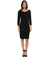 Laundry by Shelli Segal - Cowl Neck Sweater Dress