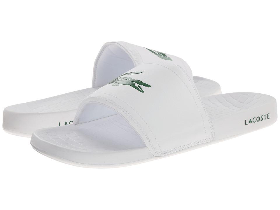 Lacoste Fraisier Brd1 (White/Green) Men