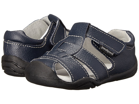 pediped Sydney Grip n Go (Infant/Toddler) - Navy