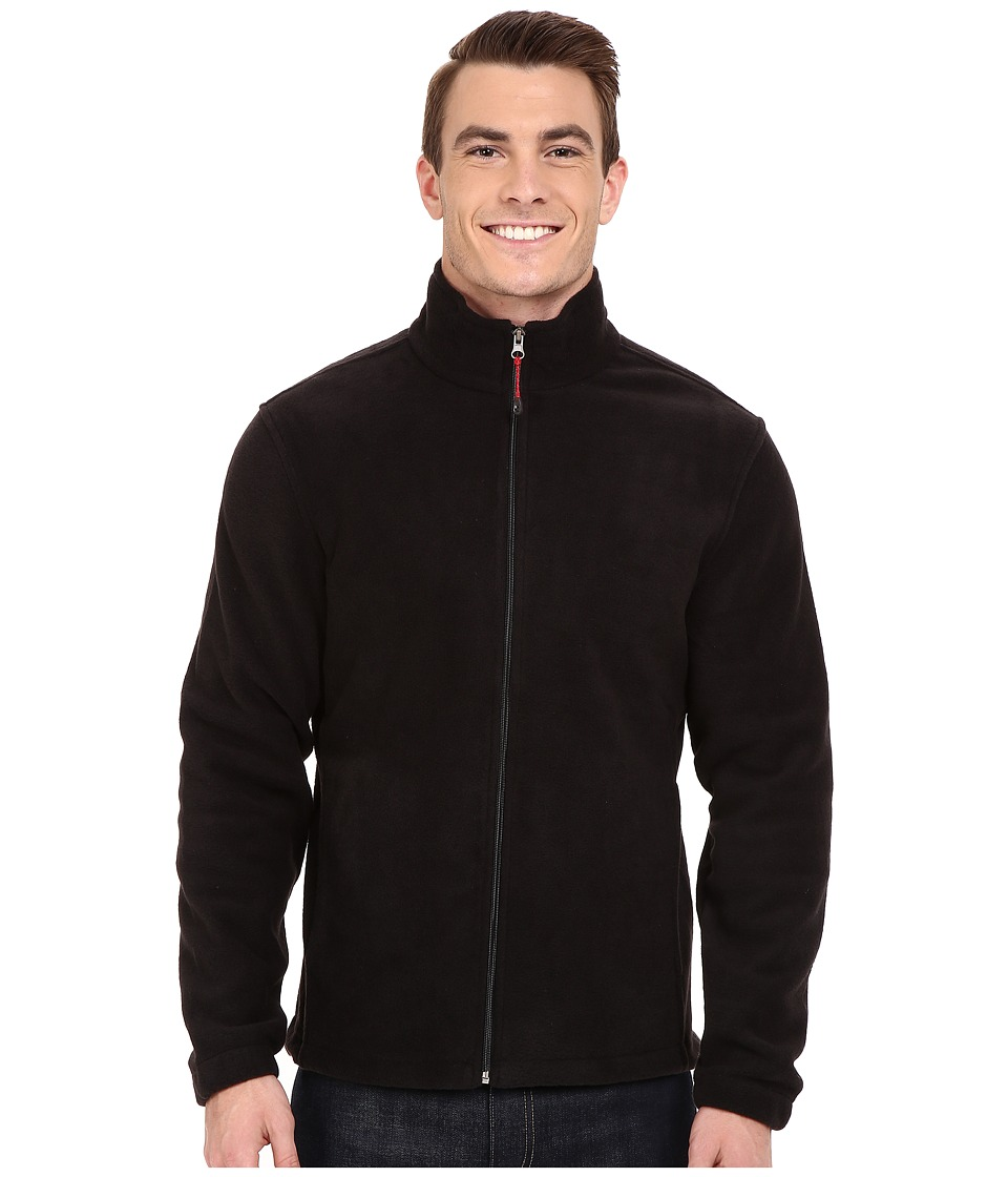 Woolrich Andes II Fleece Jacket (Black) Men