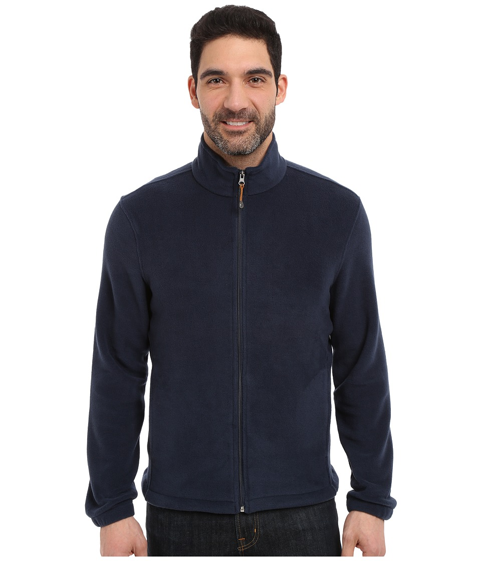 Woolrich Andes II Fleece Jacket (Deep Indigo) Men