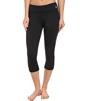 Trina Turk - Active Mesh Solids Mid-Length Legging