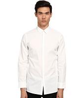 HELMUT LANG - Luxe Spread Collar Shirt
