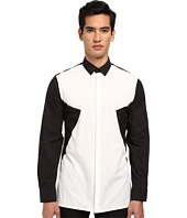 HELMUT LANG - Luxe Angled Pocket Shirt