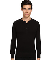 HELMUT LANG - Track Waffle Henley
