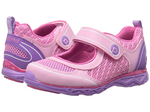pediped Racer Flex (Toddler/Little Kid) - Pink