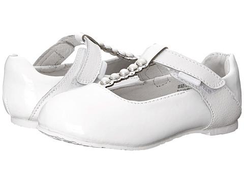 pediped Victoria Flex (Toddler/Little Kid) - White