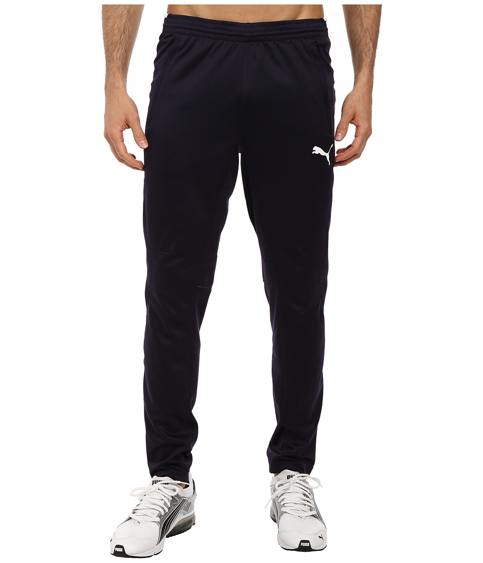 PUMA - Training Pant (New Navy/White) Mens Casual Pants