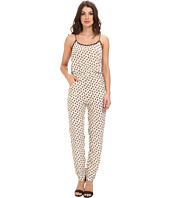 KAS New York - Koko Elephant Print Jumpsuit