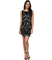 KAS New York - Gianna Geo Beaded Dress