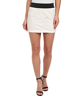 KAS New York - Electra Paisley Mini Skirt