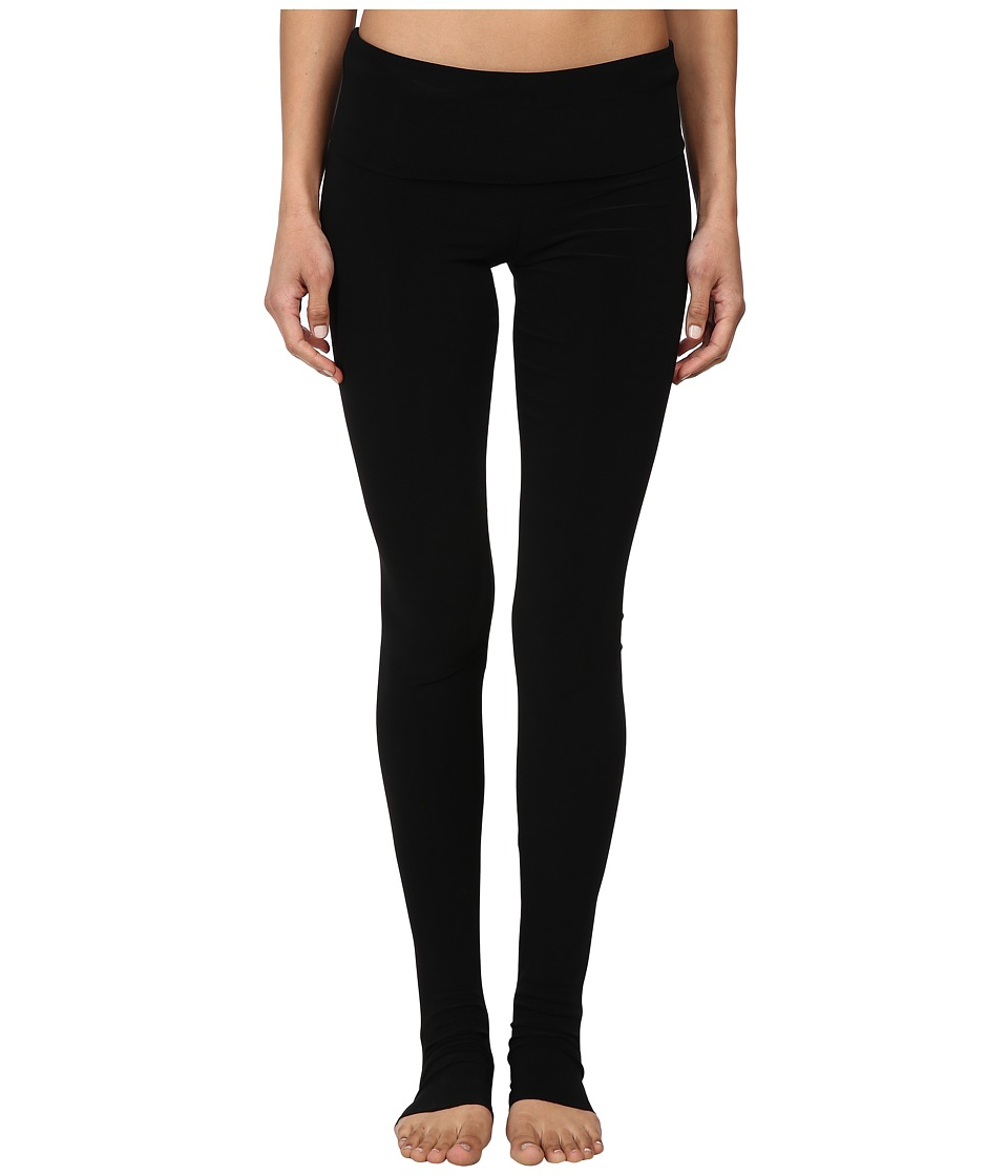 KAMALIKULTURE by Norma Kamali - Go Legging (Black) Womens Clothing