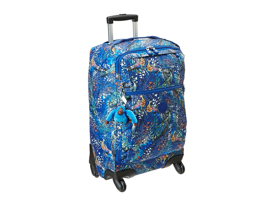 Kipling - Darcey Small Wheeled Luggage (Midnight Flight) Luggage