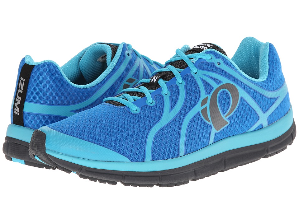 Pearl Izumi - Em Road N 2 (Brilliant Blue/Blue Atoll) Mens Running Shoes