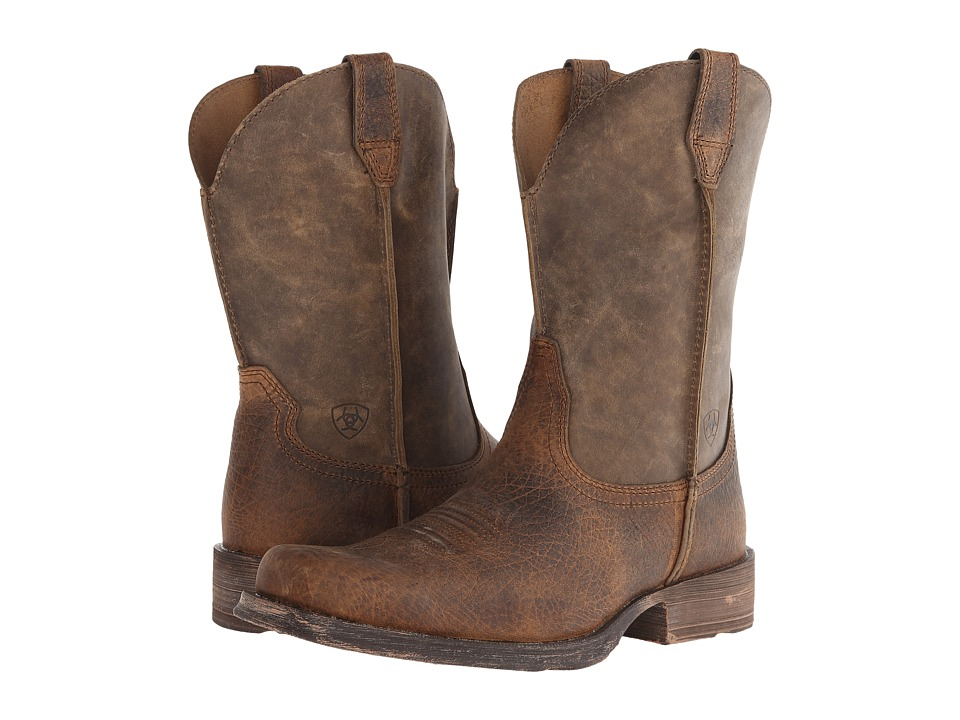 Ariat Ariat Rambler (Earth W/ Brown Bomber) Cowboy Boots