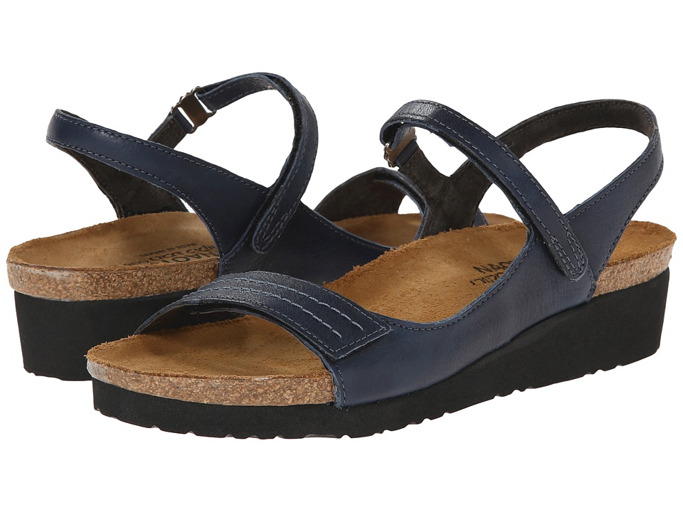 Naot Footwear - Madison (Ink Leather) Women