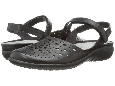 Naot Footwear Arataki - Black Raven Leather