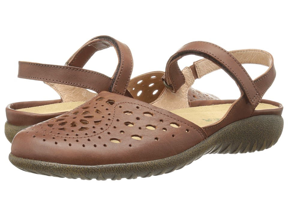 Naot Footwear - Arataki (Cinnamon Leather) Women