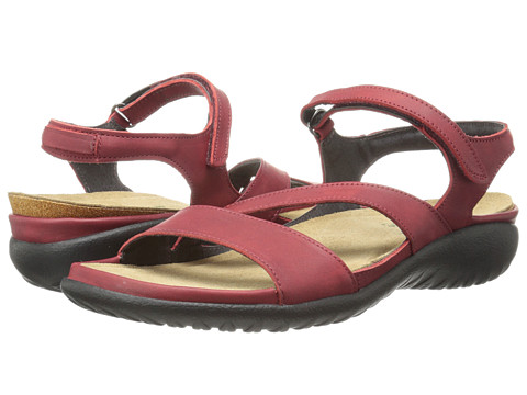 Naot Footwear Etera - Berry Leather
