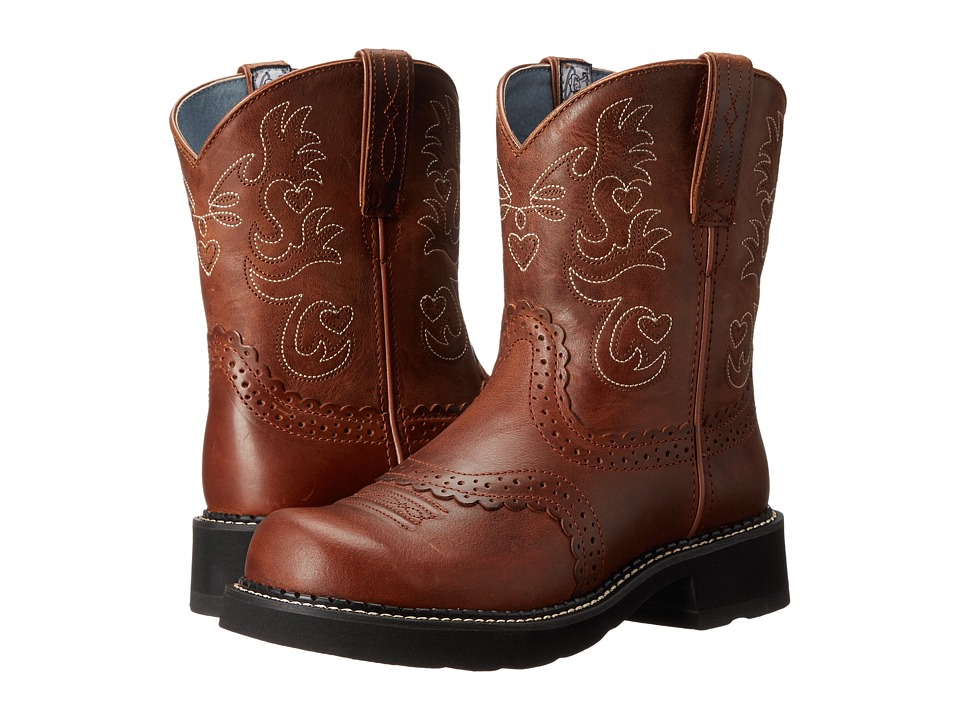 Image of Ariat - Fatbaby (Russet Rebel) Women's Boots