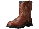 Ariat Fatbaby Saddle - Russet Rebel Leather