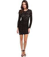 BCBGMAXAZRIA - Alesandra Stretch Lace Dress