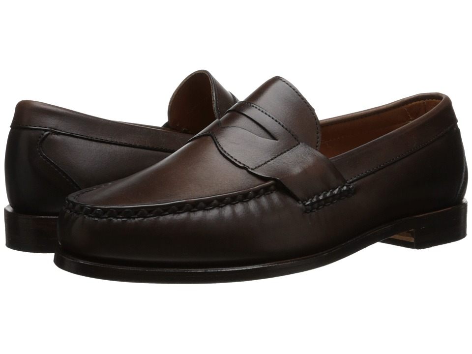 Allen-Edmonds Cavanaugh (Brown Burnished Calf) Men