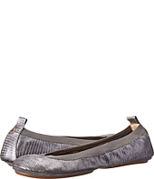 Yosi Samra - Samara Lagarto Metallic Leather Fold Up Flat