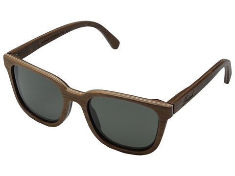 Shwood Prescott Wood Original - Polarized - Walnut/Grey Polarized