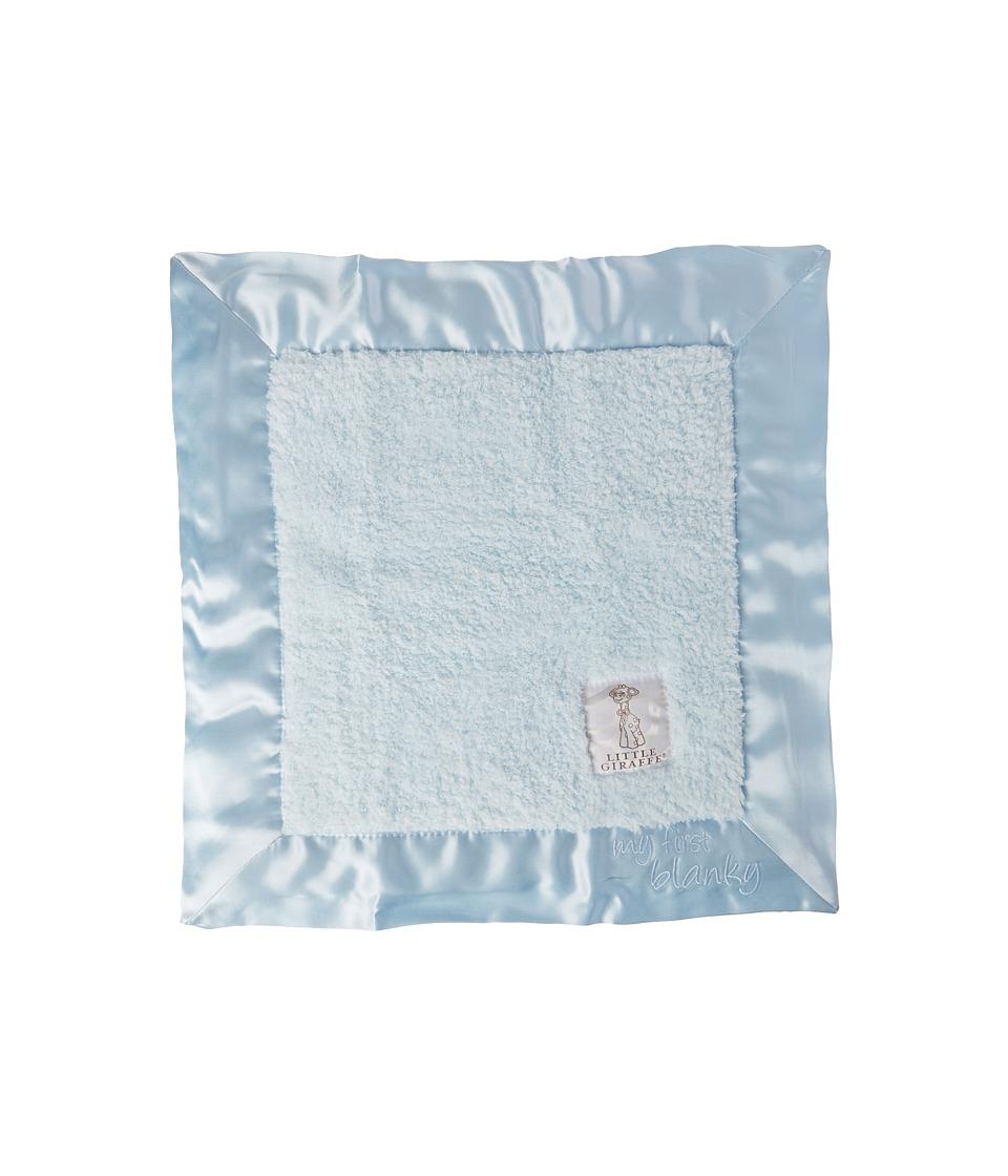 Little Giraffe - My First Baby Blanky (Blue) Sheets Bedding