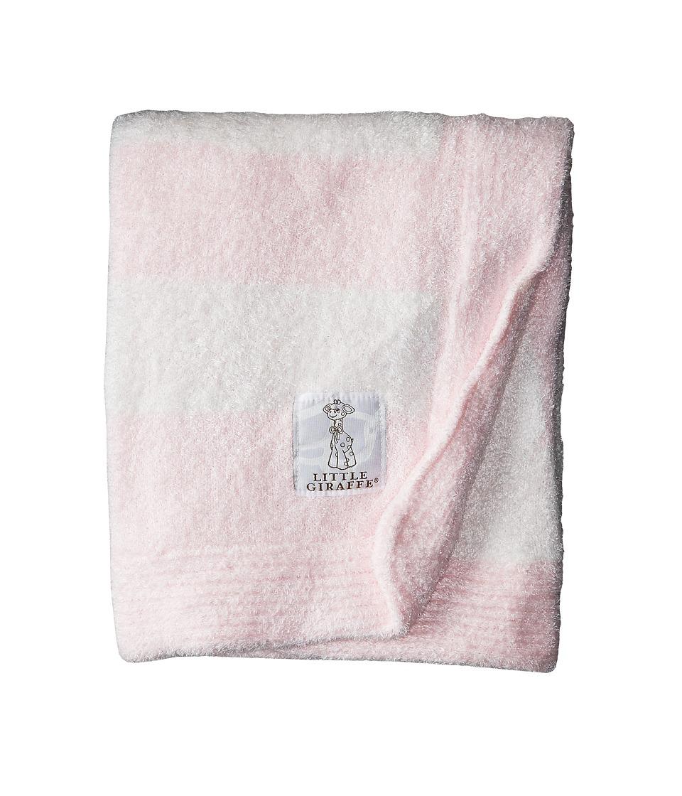 Little Giraffe Dolce Love Blanket (Pink) Sheets Bedding