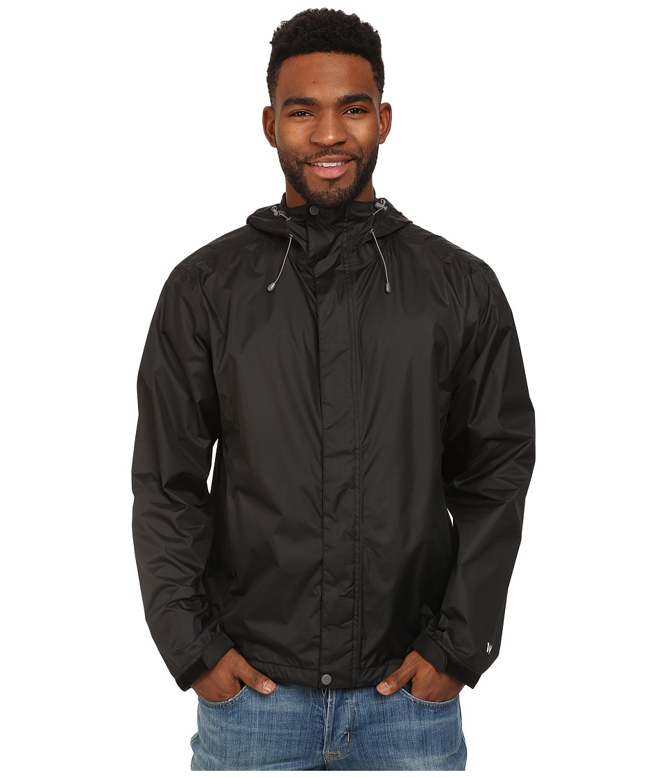 White Sierra - Trabagon Jacket (Black) Mens Coat