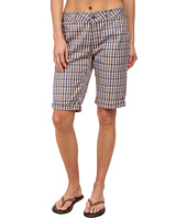 Woolrich - Wood Dove Plaid Short