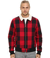 Original Penguin - Buffalo Check Bomber Jacket