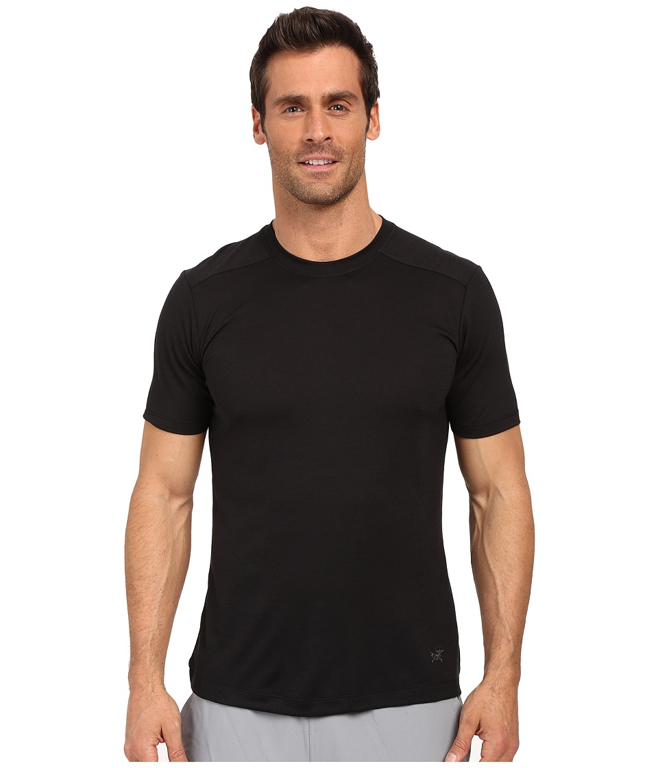 Arcteryx A2B T Shirt Black Mens T Shirt