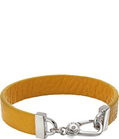 Marc by Marc Jacobs - Key Items Simple Leather Bracelet