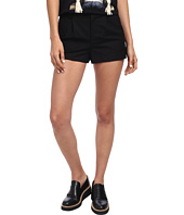 RED VALENTINO - Stretch Cotton Short