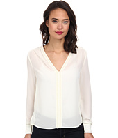 Christin Michaels - Dallia Sheer Blouse